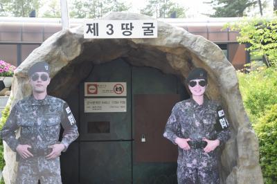 韓国歴史 緊張の38度線非武装地帯にDMZ Trainで行く一人旅
