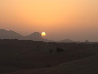 豪華絢爛UAE! 3日目は砂漠とアトランティスザパームであそんじゃう!