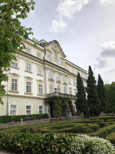 GWザルツブルグ&ザルツカンマーグート&ウィーンの旅~ザルツブルグ(1)