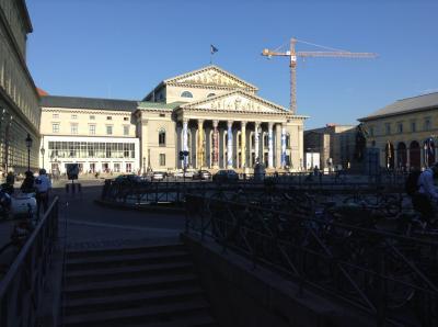 バイエルン国立歌劇場オペラフェスティバル2015『トリスタンとイゾルデ』を、定年退職直前ほにゃらら旅