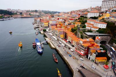 ポルトガル。ユーラシア大陸最西端、未知の国。ポルト帰国編⑨