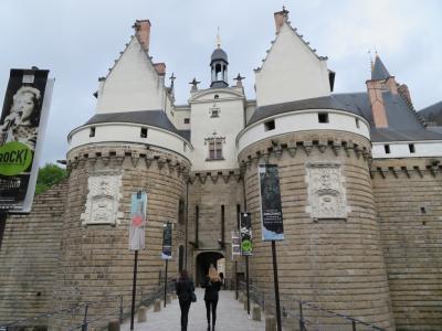 真のGW10連休!にフランスを周遊してみた♪3 Nantesで1泊