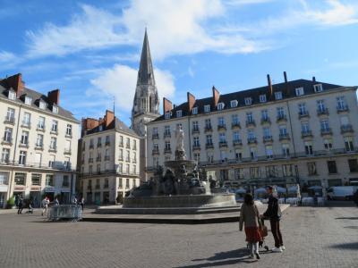 真のGW10連休!にフランスを周遊してみた♪4 Nantes満喫からのPornicへ