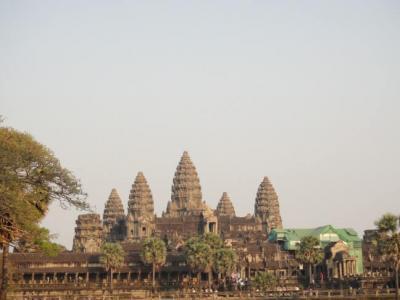 カンボジア・タイの旅2日目午後