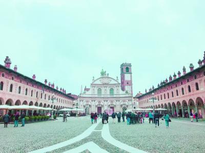 改元GWは北イタリア2019春【ミラノ到着+郊外さんぽ】