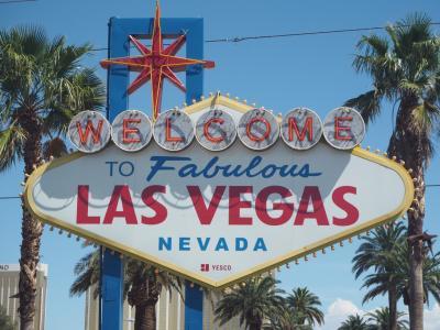 初めてのアメリカ・ラスベガス3泊5日の女子旅