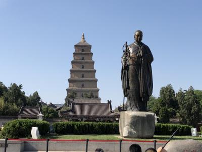 西安は、日本文化の源泉を感じる街でした