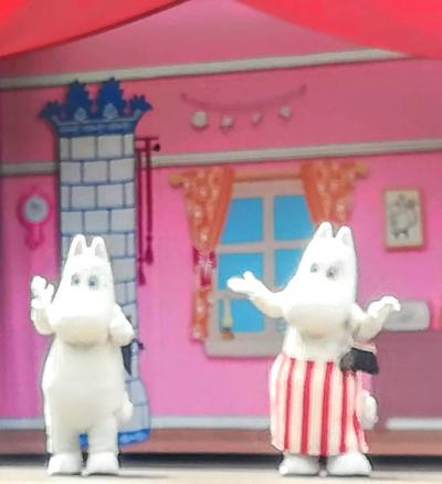 埼玉県飯能市にオープンしたばかりの「ムーミンパーク」へ行って来ました!!