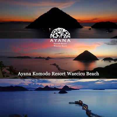 GW、5度目のバリ島4-素晴らしい夕景、ラブアンバジョのBurger TimeとMadeInItalyのイタリアン、ラブアンバジョの街散策-