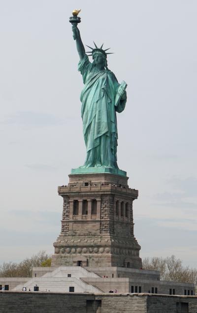 ニューヨーク&カリブ海&マイアミの2週間 ② ~トップオブザロック・自由の女神・NYの夜景~