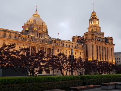 シニアトラベラー 上海ディズニーランドとプチ観光満喫の旅①