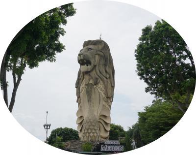 シンガポール GWに行く2泊4日 Wシンガポール宿泊 観光・グルメ編