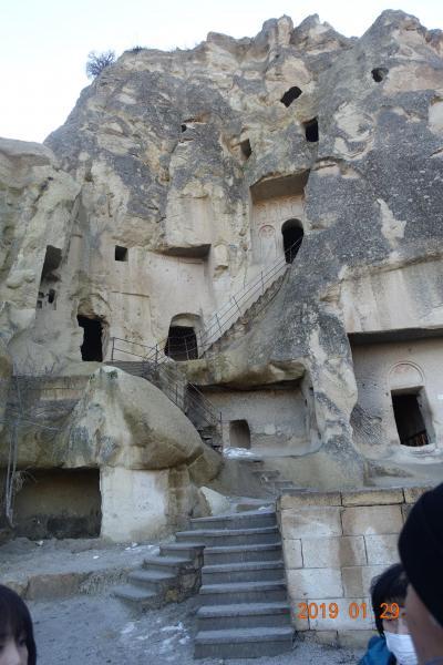 洞窟教会とハマムを求めてトルコへ GO!! (6日目)