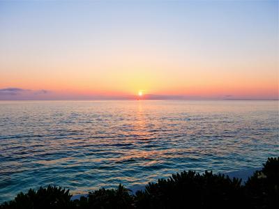 美ら海の絶景 コバルトブルーの宮古島 4 東急H&R= 与那覇前浜ビーチ= 海辺のBBQハウス