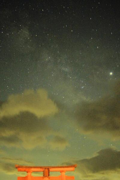 2019年 5月 みずがめ座流星群が撮れるかな?滋賀県高島へ