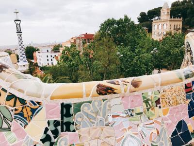 2019GW バルセロナ&パリ②