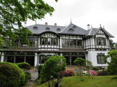2019年5月 福岡・北九州 その2 旧松本邸(西日本工業倶楽部)でフレンチフルコースランチ