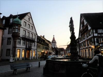 2019年GW メモリアル旅はやはり南ドイツ!黒い森~ボーデン湖~ロマンティック街道 【1】平成最後の日に旅立ち。ゲンゲンバッハへ!