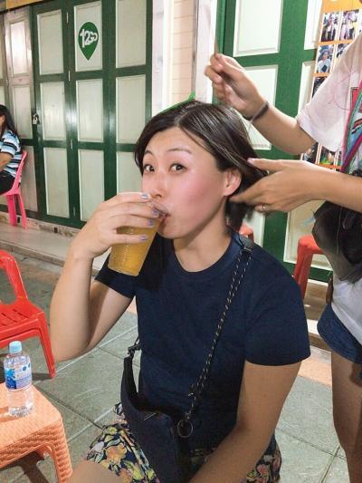祝30歳 女子旅バンコク1日目