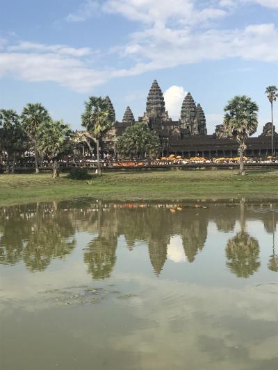 弾丸カンボジア旅行記!アンコールワットが見たかった!2日目