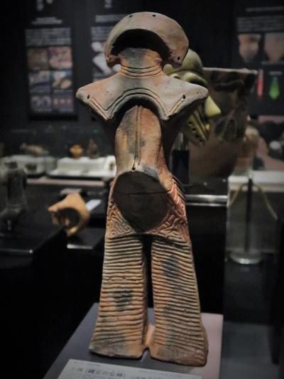 佐倉11 歴博〔先史・古代〕c 水田稲作のはじまり ☆ 土偶・銅鐸・武器・イエネコも