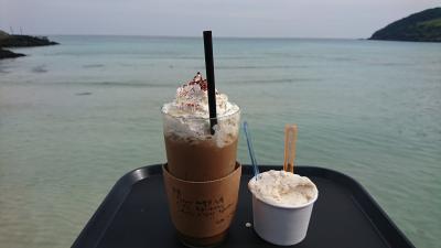 チェジュ島のビーチとチムジルバン その2はハムドクのカフェ&龍頭岩海水ランド