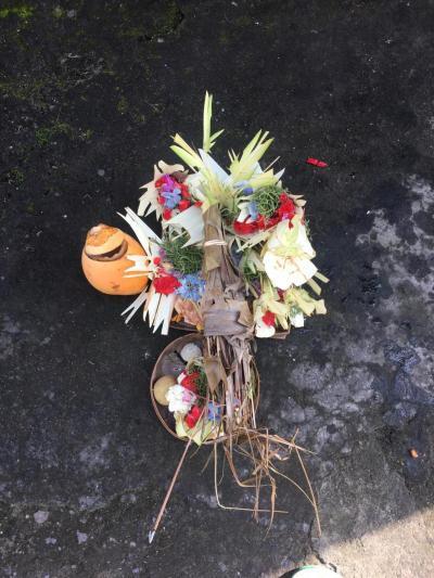 ガルンガン、クニンガンの次に大き宗教儀式「パゲルウェシ」