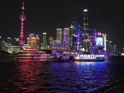 憧れの上海