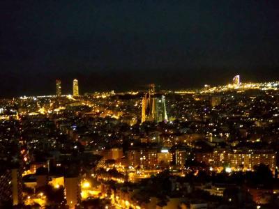 《GW》★スペイン★バルセロナ♪高台からの街並みや夜景を欲張りに楽しむ編☆Vol.3~4泊6日(2019.GW)