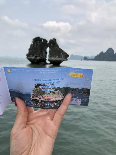 2019年GWも引率の旅ベトナム(ハロン湾、ニャチャン、ホーチミン)ハノイハロン湾編