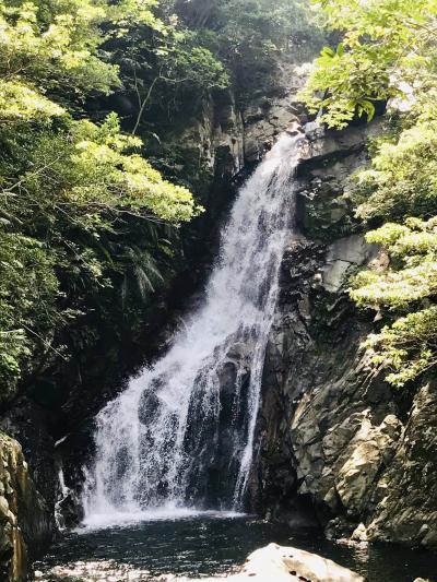 令和元年 沖縄旅行② 比地大滝