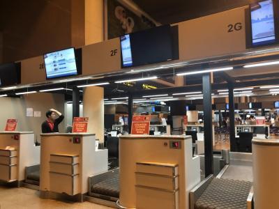 祝30歳女子旅バンコク ドンムアン空港