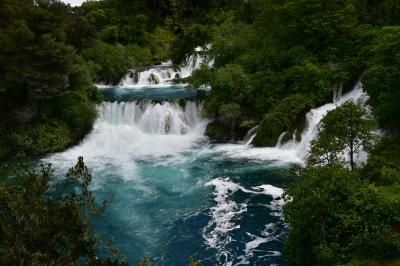 クロアチ旅行-6:シベニク(クルカ国立公園)