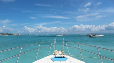 GWバリ島カーチャーターでレンボンガン&サヌール編-個人手配で初めてのバリ歩きバックパック夫婦旅3-