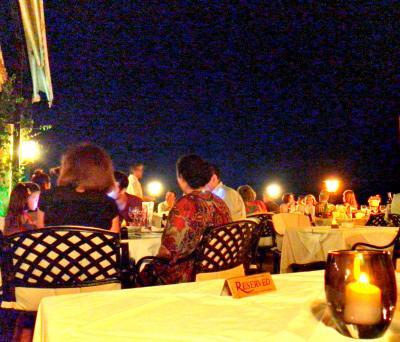 2018年 お盆休みの ギリシャ《9》 コルフ島(ケルキラ島) ホテル・カヴァリエリ 夕食と朝食