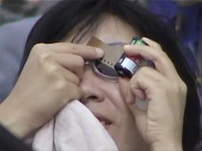 1999年 La vie en Londre 13/15 :皆既日食+ダイアナ妃?