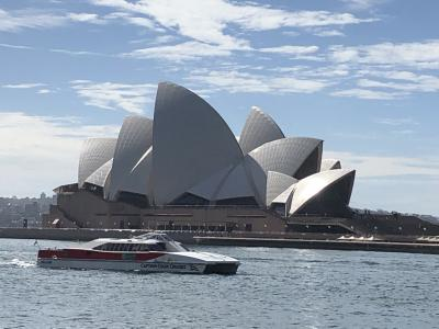 2019年GW旅行3 初めてのオーストラリアも弾丸で チャチャっとシドニー