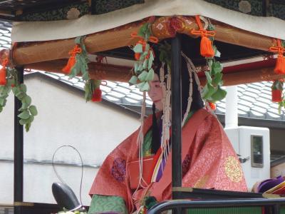 京都で祭りと言えば葵祭