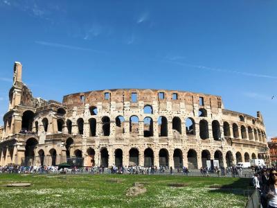 できます、徒歩でローマ縦断!ローマ歩き倒し③3日目 <庶民地区:ローマ下半分一周>