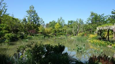 浜名湖ガーデンパーク。そこはまさに,モネの世界。