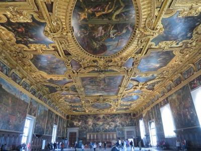 2019 イタリア・モザイクの旅 その5 ボローニャからヴェネツィア・メストレへ