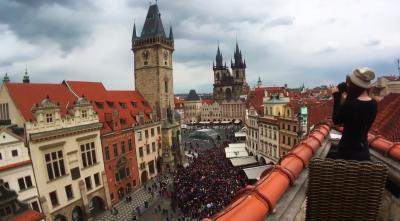 欧州4カ国の旅 (2)プラハ オペラの旅