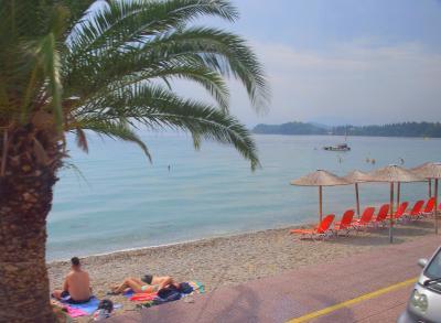 2018年 お盆休みの ギリシャ《10》 コルフ島 アルバニアが目前  カシオピ へ