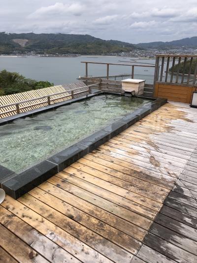 三河湾に面した温泉と名古屋の飲み