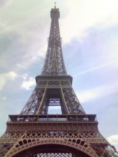 2007年7月~8月 パリ8日間 (2回目) 母娘旅行