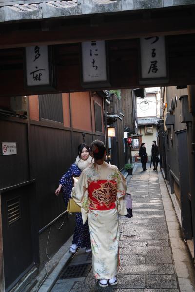 シニア夫妻2組が行く京都の旅④