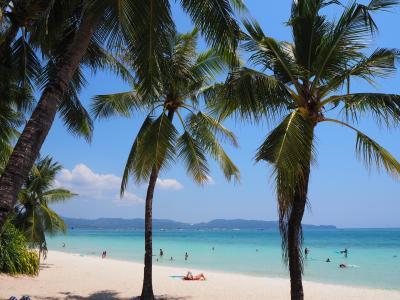 令和のスタートはキレイな海でのんびり@ボラカイ島 2