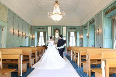 ハウステンボスで結婚式☆彡 薔薇と憧れの馬車で