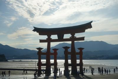 御朱印ガールが行く!2019④厳島神社、改修前の大鳥居と広島、宮島、弥山グルメ旅。