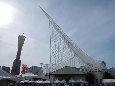 兵庫旅行③北野異人館・ 神戸南京町中華街・海洋博物館カワサキワールド